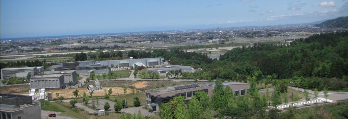 科学 北陸 大学 大学院 先端 技術