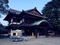 移動式茶室「幸庵-弐号」2015